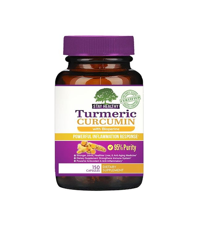 Stay Healthy Turmeric Curcumin