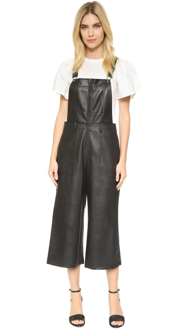 BCBG Max Azria Jamee Overall Jumpsuit