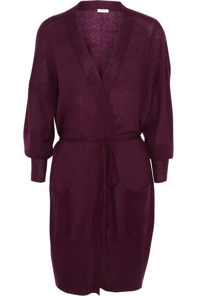 Eres Futile Interdit cashmere robe