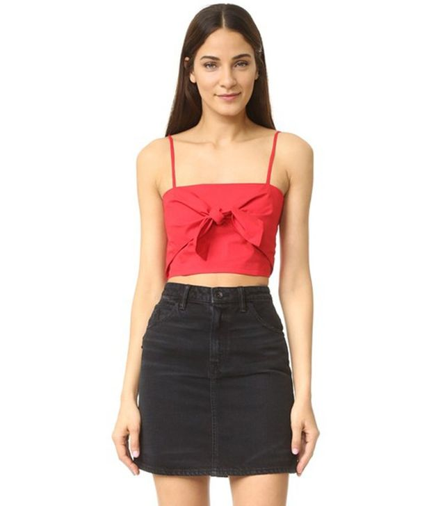Veda Knot Top