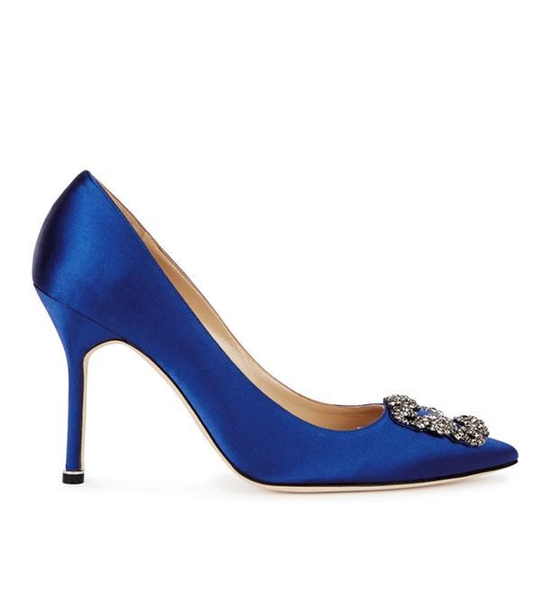 carrie bradshaw manolo blahnik hangisi shoes whowhatwear