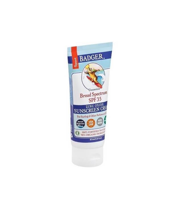 Badger Balm Broad Spectrum Sport Sunscreen