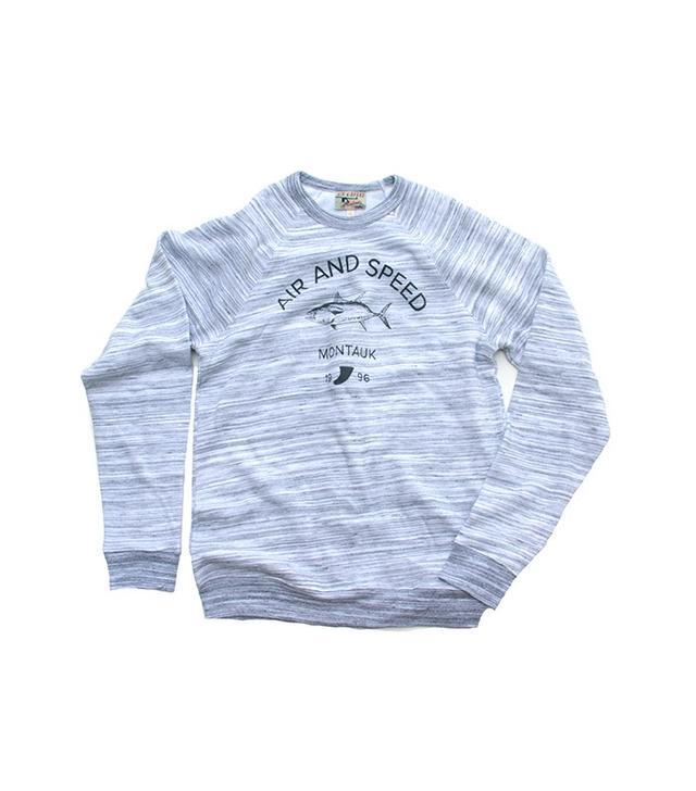Air & Speed Marble Sweatshirt