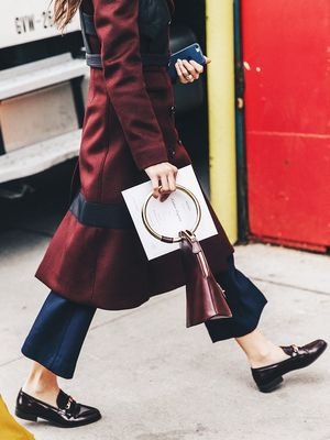 This Is Exactly How to Wear Flats When You're Under 5'2""