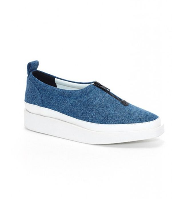 Wite A01 Denim Shoes