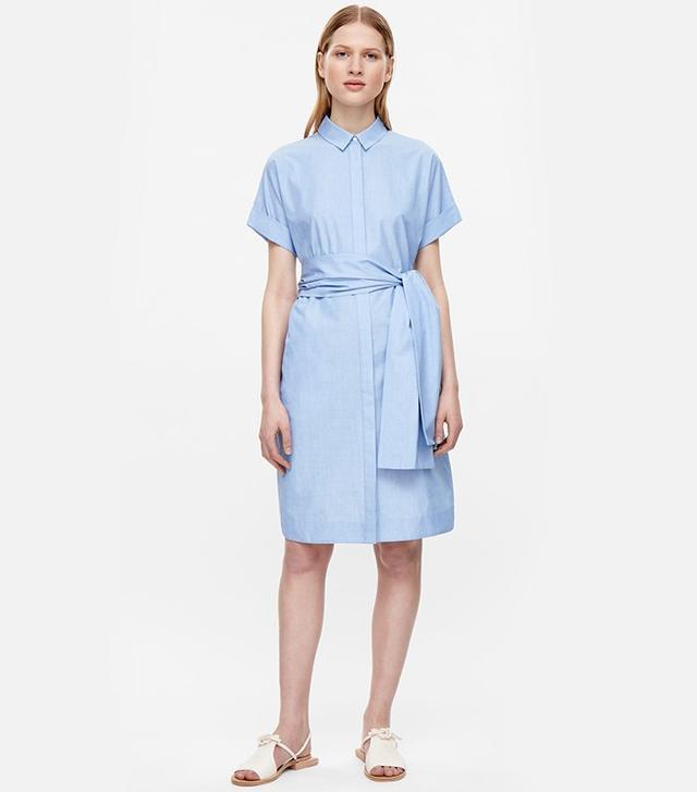 COS Shirt Dress