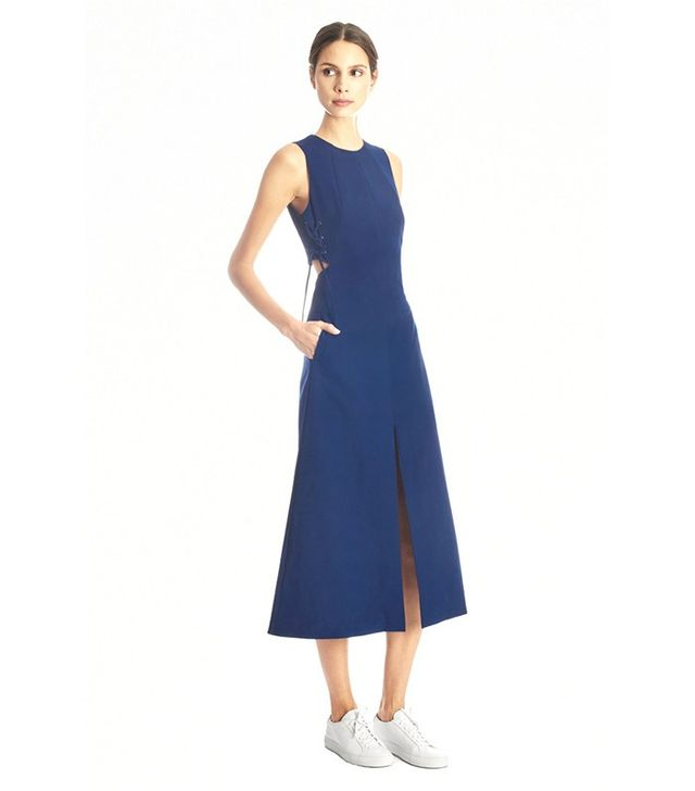 Misha Nonoo Jocelyn Crepe Dress