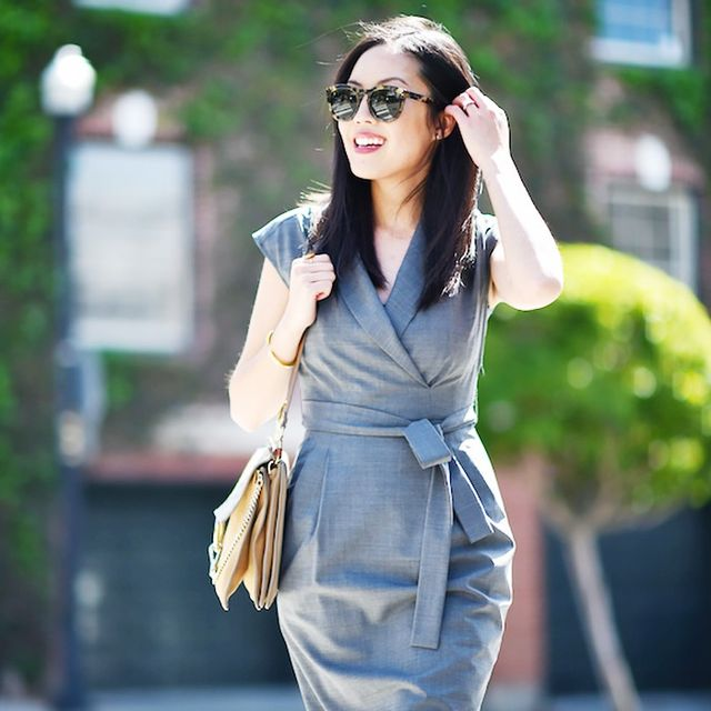 Easy Dresses to Throw On for Work This Summer