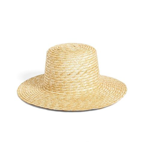 The Tuscany High Crown Boater Hat
