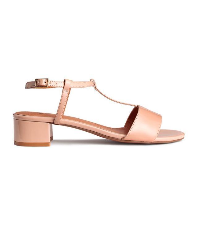 H&M Heeled Sandals