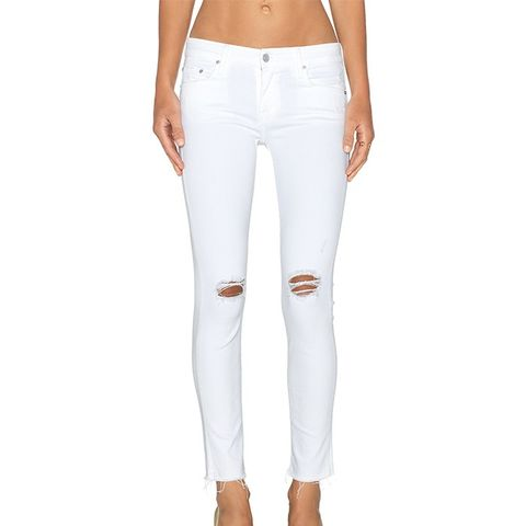 Looker Ankel Fray Jeans