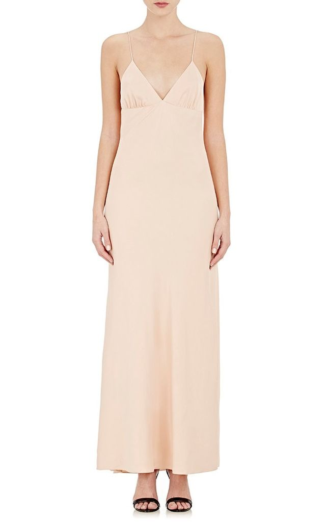 Brock Collection Satin Slip Dress