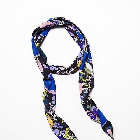 Rebel Rebel Printed Scarf