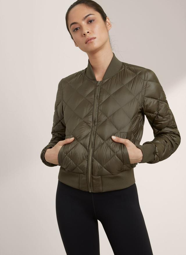 Aritzia League Jacket