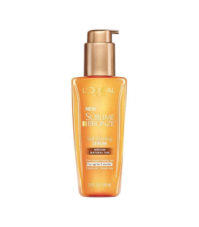 L'Oréal Sublime Bronze Serum