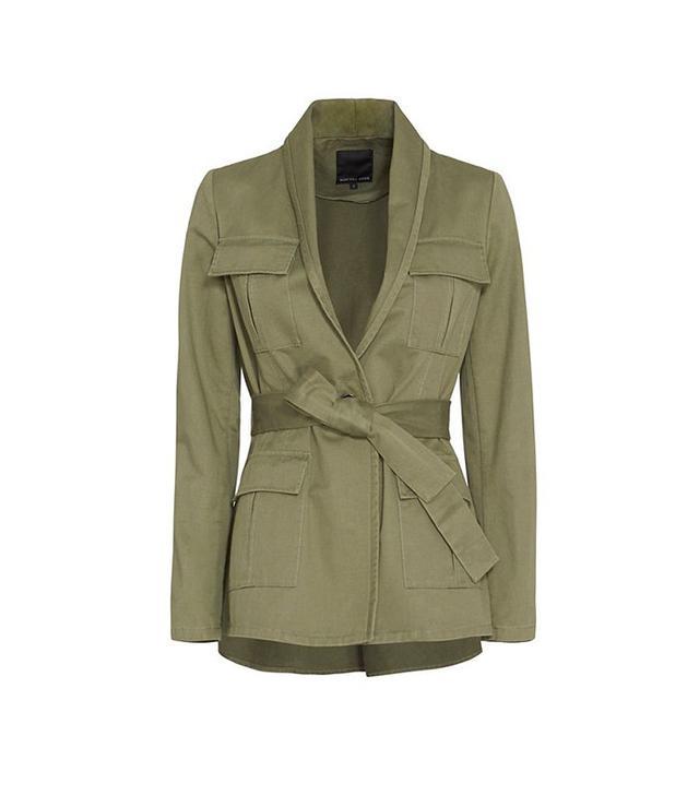 Marissa Webb Iona Military Jacket