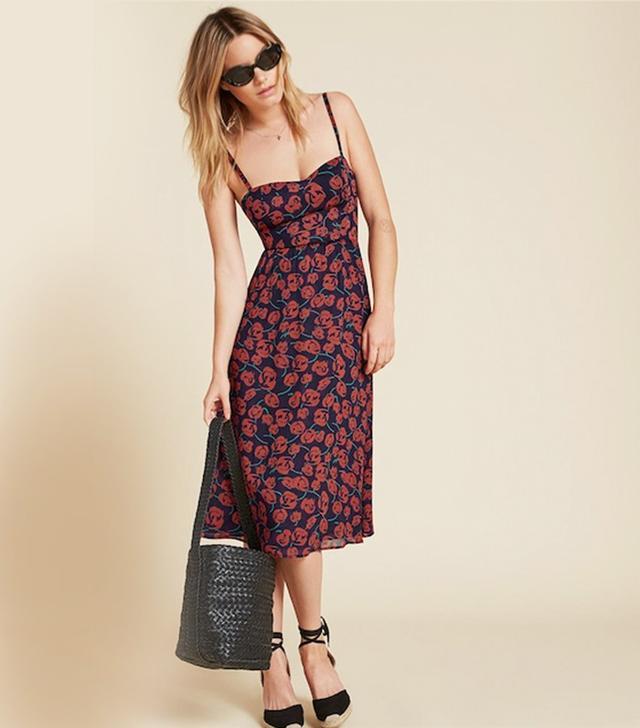 Reformation Teresa Dress