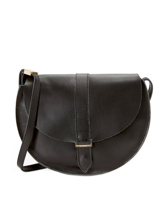 Clare V. Luce Saddle Bag