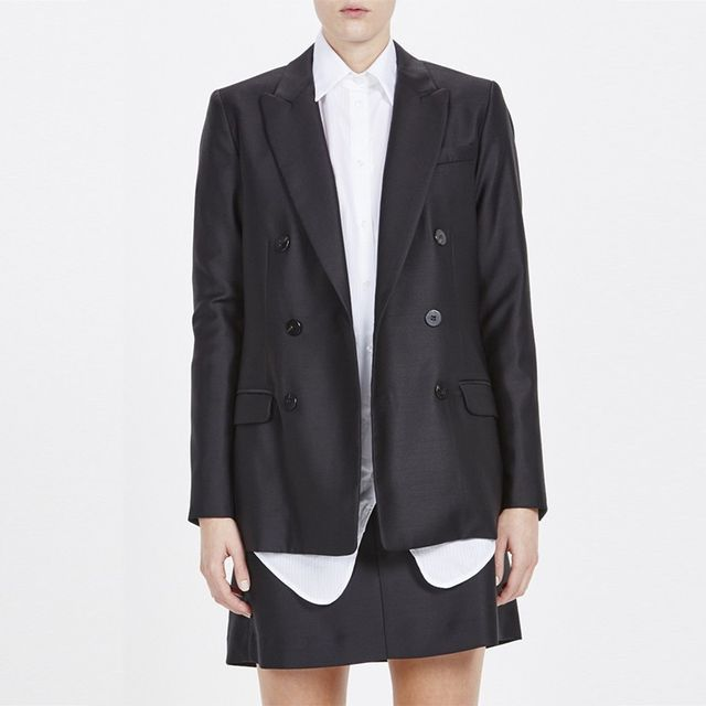 Bassike Classic Tailored Jacket