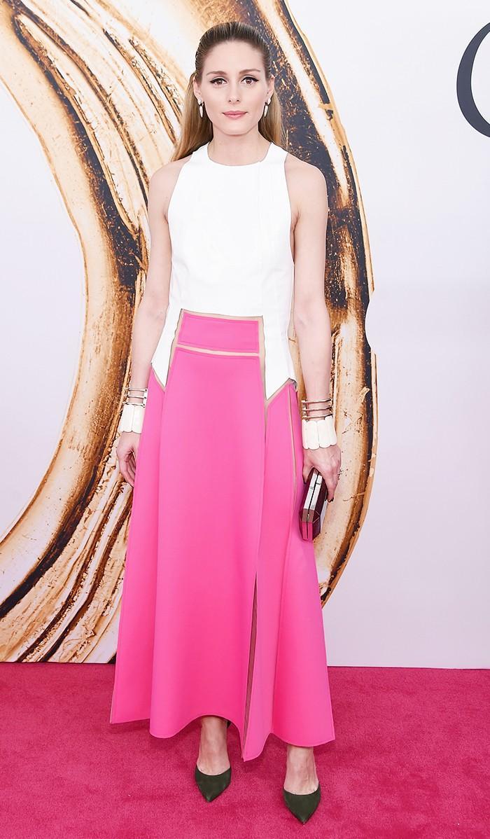 2016 CFDA Fashion Awards, Celebrity, Red Carpet, Looks, Olivia Palermo