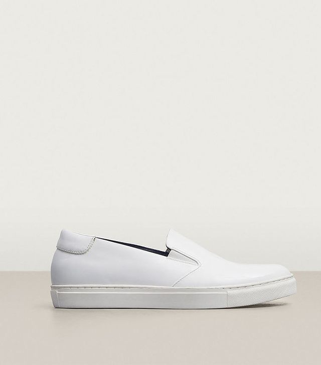 Kenneth Cole King Leather Slip-On Sneaker