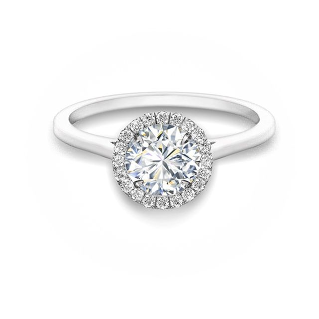 Forevermark Center of My Universe Halo Ring
