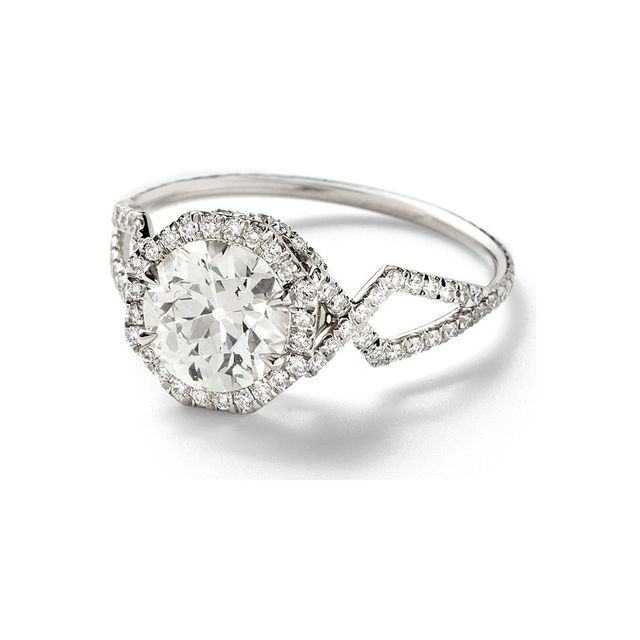 Monique Péan 1.45 Ct Minéraux Collection Ring