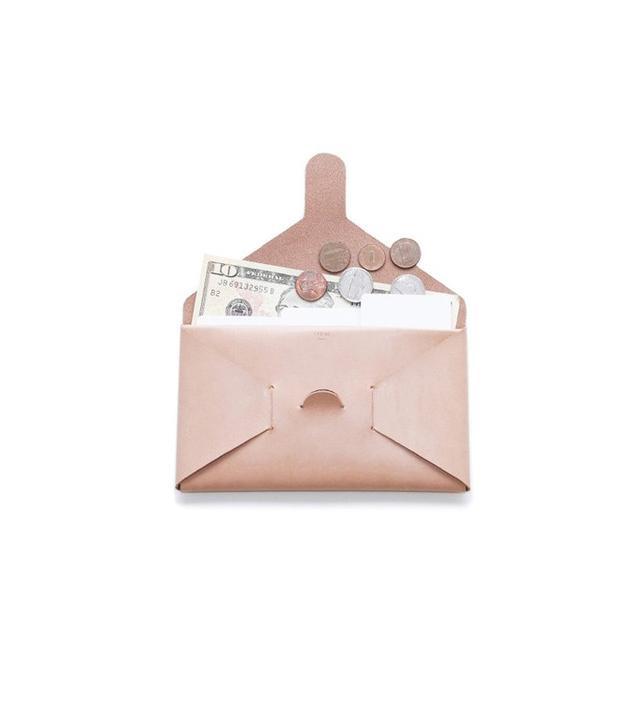 Poketo Seamless Leather Long Wallet