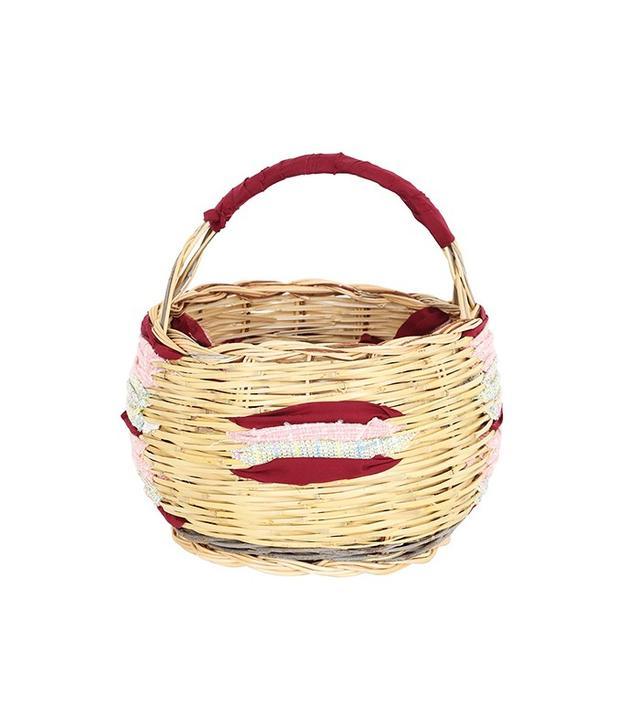 Antonio Marras Campagna Straw Basket
