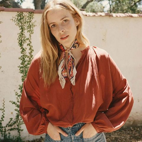 The Jane Blouse
