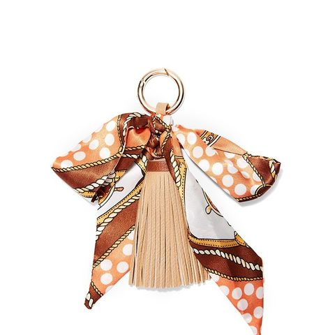 Time to Cruise Tassel Keychain