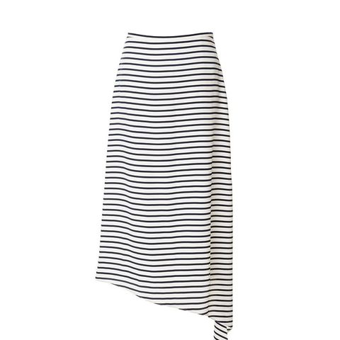 Identity Stripe Skirt