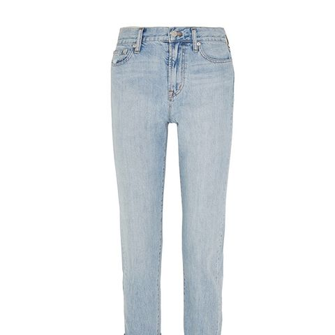 Perfect Summer Distressed Boyfriend Jeans