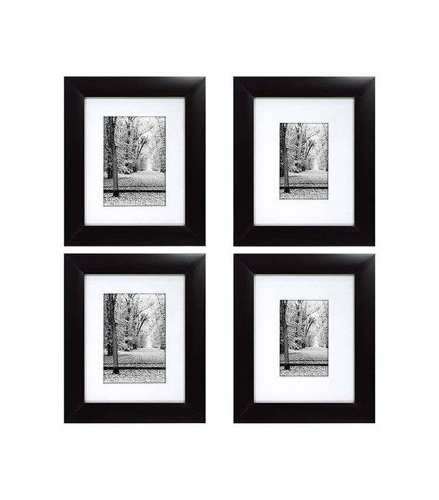 Target Black Portrait Frame Set of 4