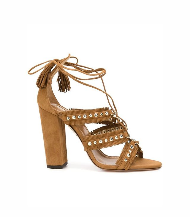 Aquazzura Tulum Sandals
