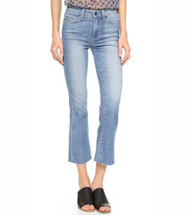 Paige Denim Colette Crop Jeans