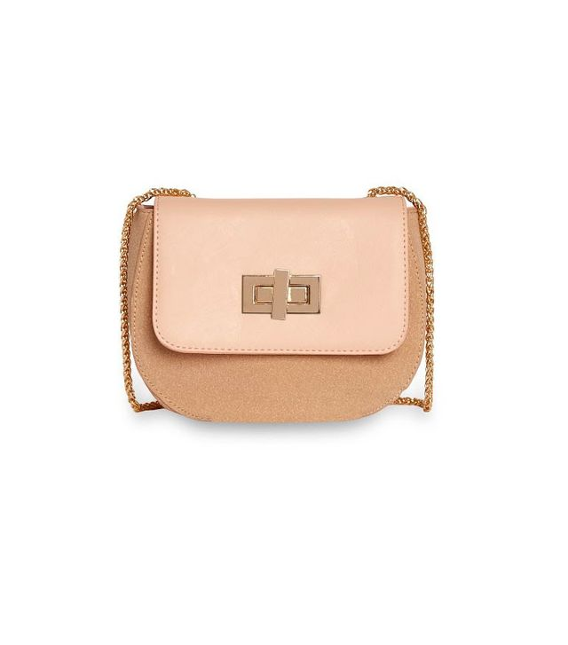 Who What Wear Tonal Saddle Bag