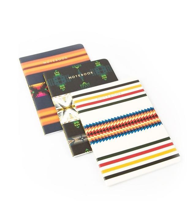 Pendleton Notebooks, Set of 3