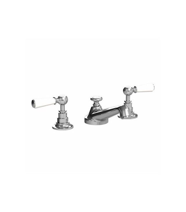 Lefroy Brooks 1900 Classic Lever Handle Widespread Faucet