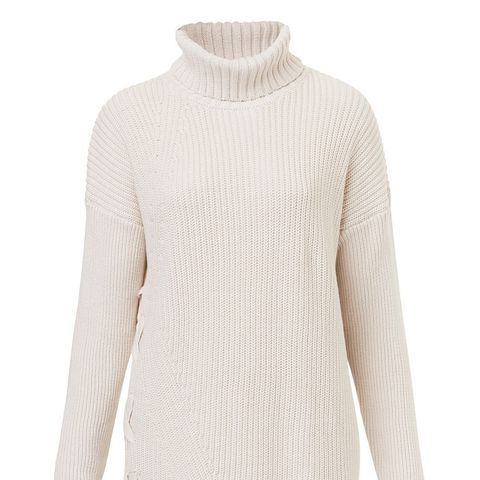 Side Tie Jumper