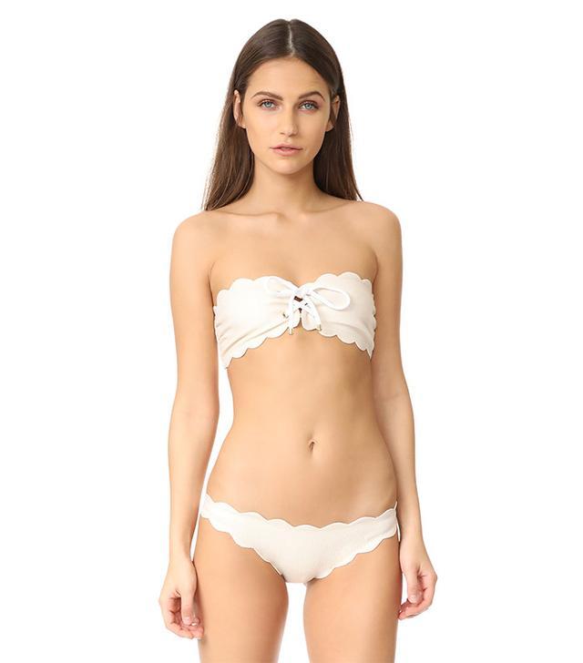 Marysia Swim Antibes Bikini Top and Bottoms