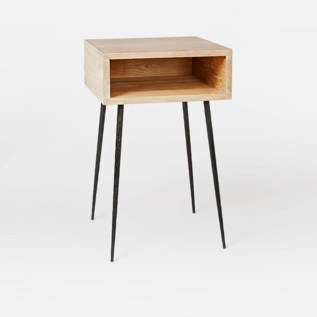 West Elm Letterbox Bedside Table