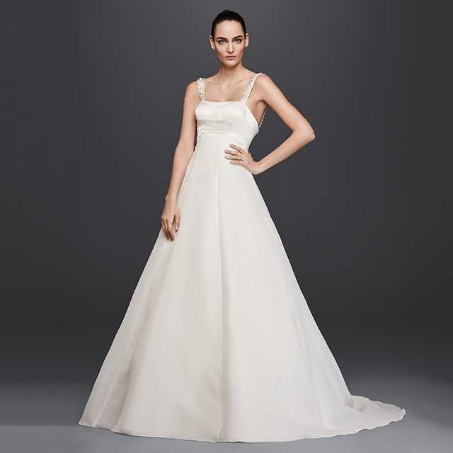 Truly by Zac Posen A-Line Wedding Dress