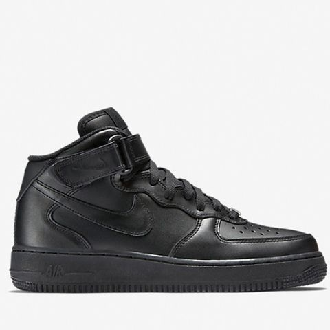 Air Force 1Mid 07 Leather
