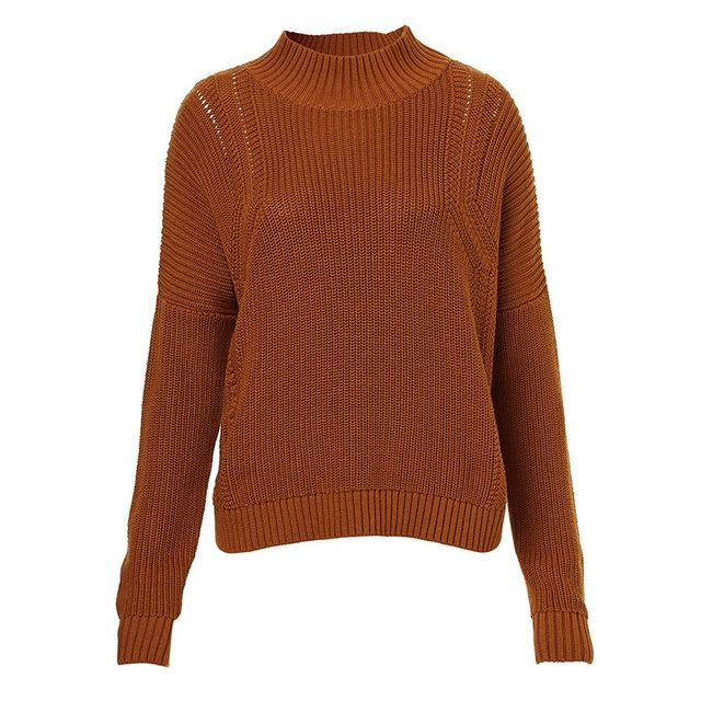 Sportsgirl Mock Neck Sweater