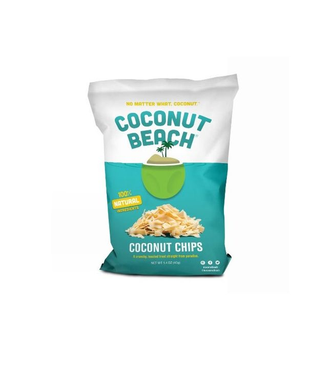 Coconut Beach Toasted Coconut Chips for 12