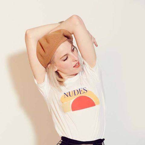 Nudes Classic Fit T-Shirt