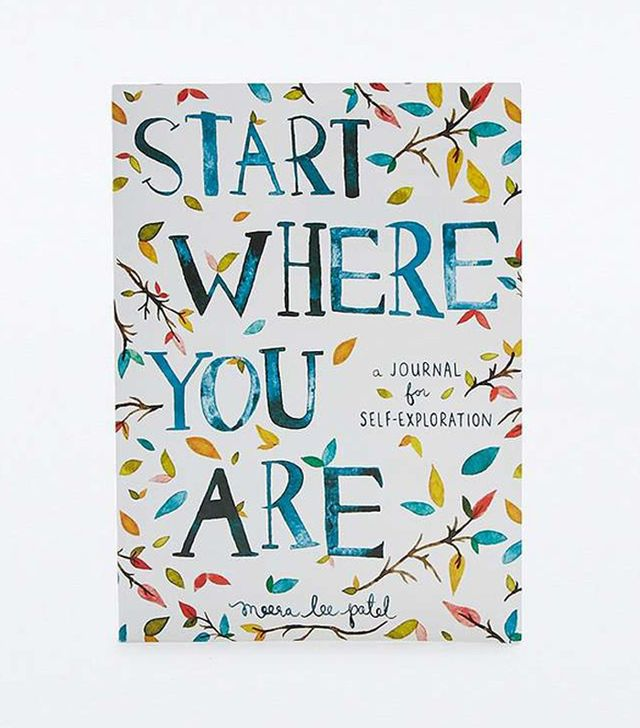 Urban Outfitters Start Where You Are Journal