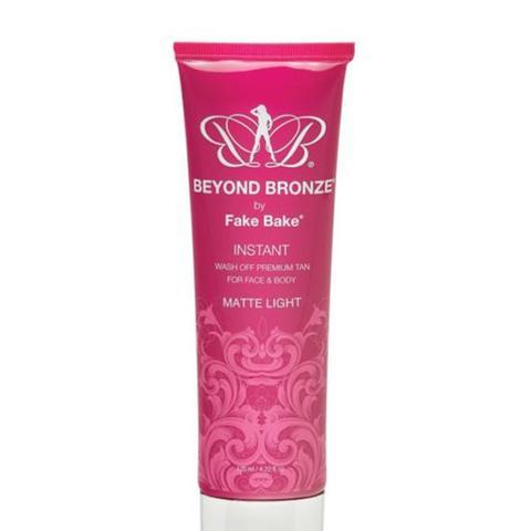 Beyond Bronze Wash Off Tan Matte
