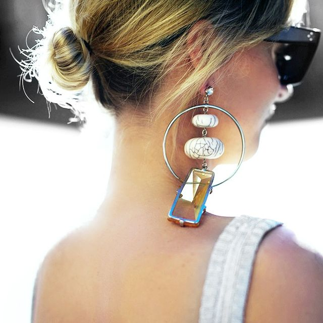 13 Bold, Beautiful Earrings to Wear All Summer Long